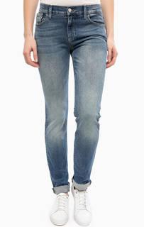 Прямые джинсы со стандартной посадкой Calvin Klein Jeans
