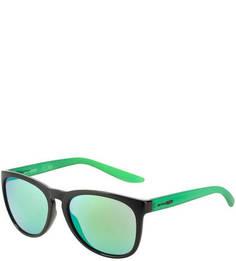 Солнцезащитные очки в пластиковой оправе Arnette