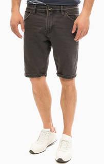 Джинсовые шорты с пятью карманами Tom Tailor Denim