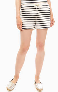 Короткие шорты в полоску Marina Yachting