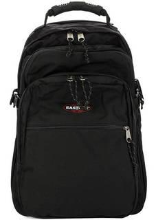 Вместительный рюкзак черного цвета Eastpak