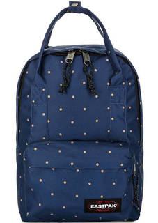 Текстильный рюкзак в горошек Eastpak