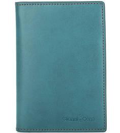 Кожаная обложка с кармашками для пластиковых карт Gianni Conti