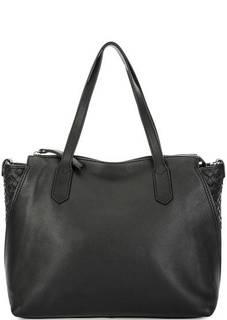 Кожаная сумка с короткими ручками Gianni Conti