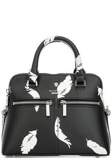 Маленькая сумка с принтом Modalu London