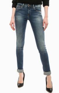 Зауженные джинсы со стандартной посадкой Hilfiger Denim