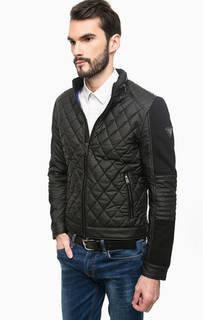 Стеганая куртка с водоотталкивающим покрытием Guess