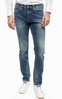 Зауженные синие джинсы Hilfiger Denim