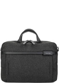 Текстильная сумка с отделением для ноутбука Calvin Klein Jeans