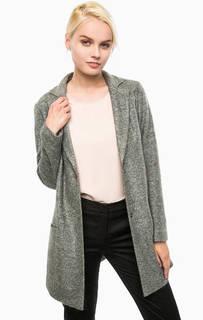 Пальто с двумя карманами на кнопках Cinque