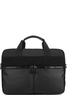 Текстильная сумка со съемным плечевым ремнем Tommy Hilfiger