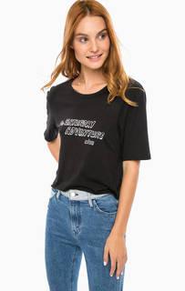 Укороченная хлопковая футболка Levis®