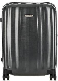 Маленький пластиковый чемодан на молнии Samsonite