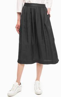 Расклешенная юбка средней длины Marc Opolo