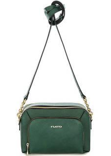 Кожаная сумка с двумя отделами Fiato