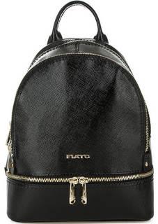 Кожаный рюкзак с двумя отделами Fiato