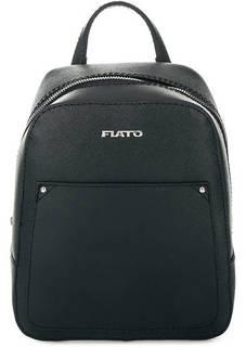 Кожаный рюкзак с одним отделом Fiato