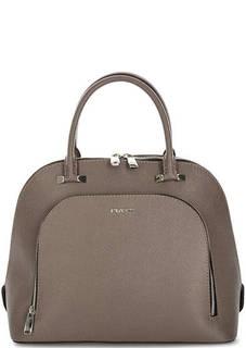 Кожаная сумка с карманами Fiato