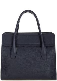 Кожаная сумка с двумя съемными плечевыми ремнями Gianni Chiarini