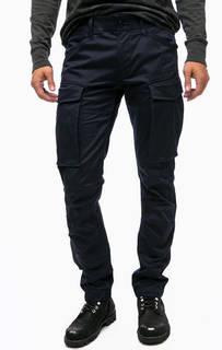 Хлопковые брюки с карманами G Star RAW
