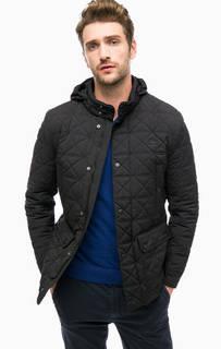 Куртка со скрытым капюшоном Lacoste