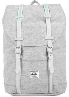 Вместительный текстильный рюкзак с откидным клапаном Herschel