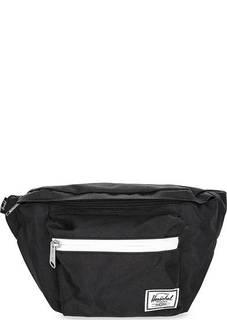 Текстильная поясная сумка с одним отделом Herschel