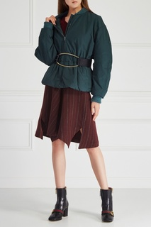 Однотонная куртка Dex Isabel Marant
