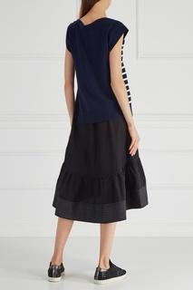 Комбинированное платье 3.1 Phillip Lim