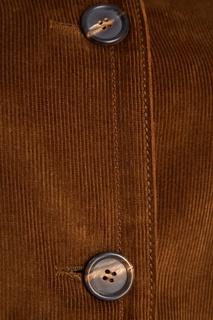 Вельветовое пальто Prada
