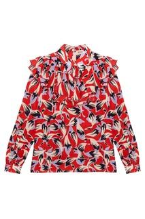 Шелковая блузка No.21