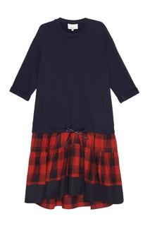 Хлопковое платье 3.1 Phillip Lim