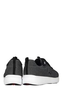 Текстильные кроссовки Prada