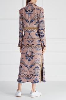 Жаккардовое пальто «Малия» Esve