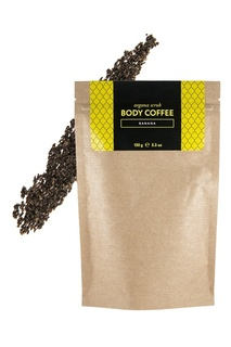 Аргановый скраб Body_Coffee Banana, 150 g Huilargan