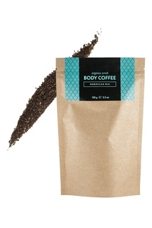 Аргановый скраб Body_Coffee Moroccan Mix, 150 g Huilargan