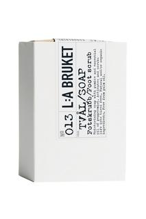 Мыло-скраб для ног 013 Soap Fotskrubb, 120 g L:A Bruket