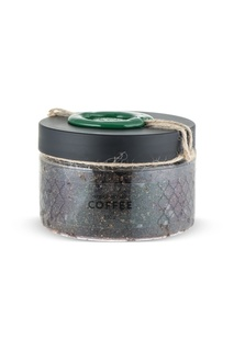 Аргановый скраб солевой Huilargan кофейный, 350 гр