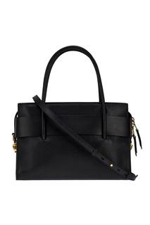 Кожаная сумка Miu Miu