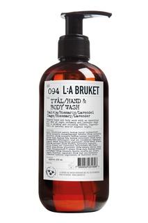Жидкое мыло для тела и рук 094 Salvia/Rosmarin/Lavendel, 250 ml L:A Bruket