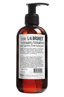 Шампунь для волос 086 Koriander/Svartpeppar, 250 ml L:A Bruket