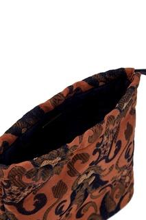 Текстильный кошелек Prada