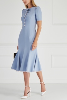 Однотонное платье Dolce & Gabbana