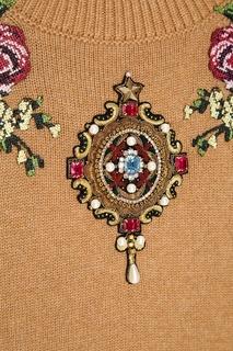 Кашемировый джемпер Dolce & Gabbana