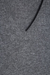 Шерстяной пуловер Prada