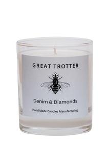 Ароматическая свеча Denim&Diamonds, 300 г Great Trotter
