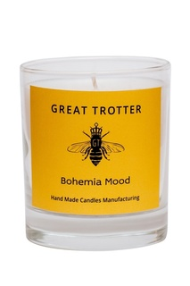 Ароматическая свеча Bohemia Mood, 300 г Great Trotter