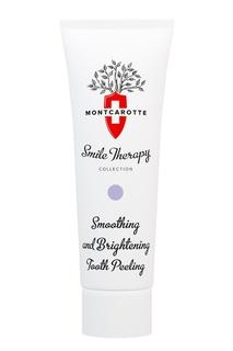 Гель-пилинг для выравнивания цвета и придания блеска эмали зубов, 30 ml MontСarotte