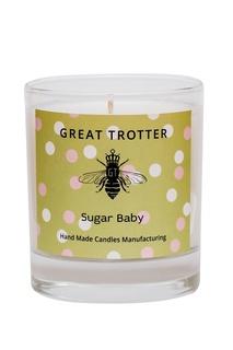 Ароматическая свеча Sugar Baby, 300 г Great Trotter