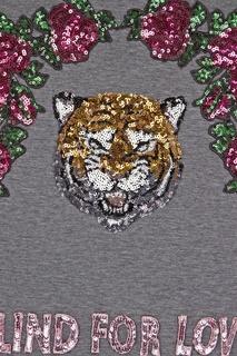 Свитшот с вышивкой Gucci Children